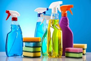 Application in the production of detergents