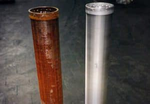 use of Hydrochloric acid in Pickling of steel