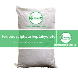 Ferrous sulphate heptahydrate