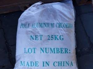 Poly Aluminum chloride (PAC)