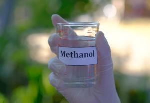 methanol appearance