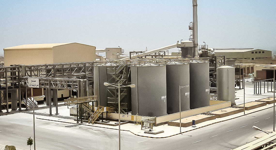 production process of Aluminum sulfate