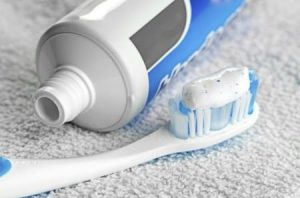 sodium saccharin in toothpaste
