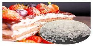 sodium saccharin in food industry