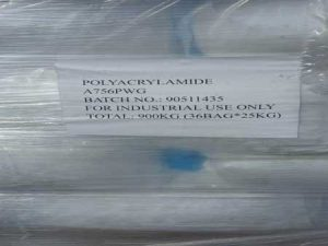 delivery of Polyacrylamide