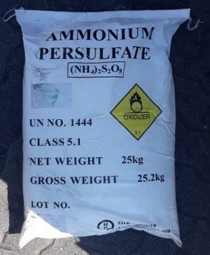 Ammonium-persulfate