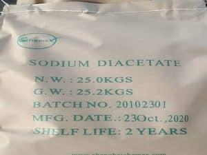 sodium diacetate