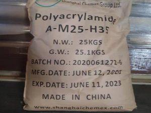 polyacrylamide (PAM)