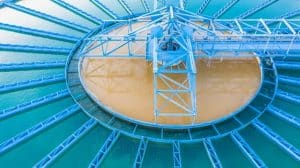 Application of polyacrylamide in water treatment