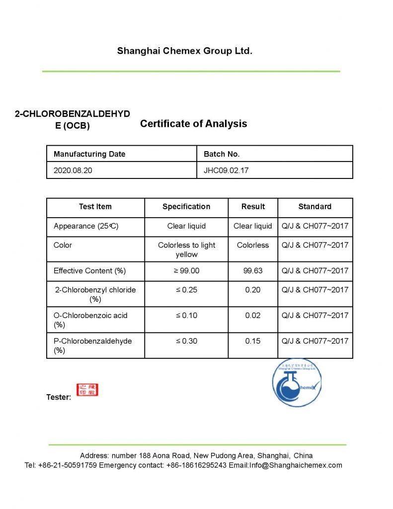 Analysis of OCB