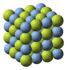 structure of sodium fluoride