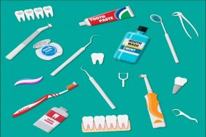 application of strontium chloride in dental care