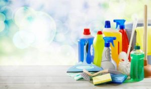use of DTPMP in detergents and cleaners