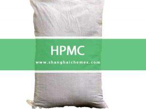 Hydroxy propyl methyl cellulose(HPMC)
