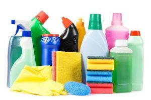 Use of propylene carbonate in detergents