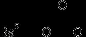 chemical structure of barium carbonate