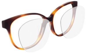 Use of barium carbonate in the manufacture of medical glasses