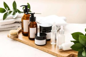 use of silicone oil in personal care products